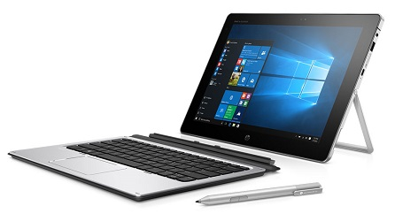 HP Elite X2 1012 Security