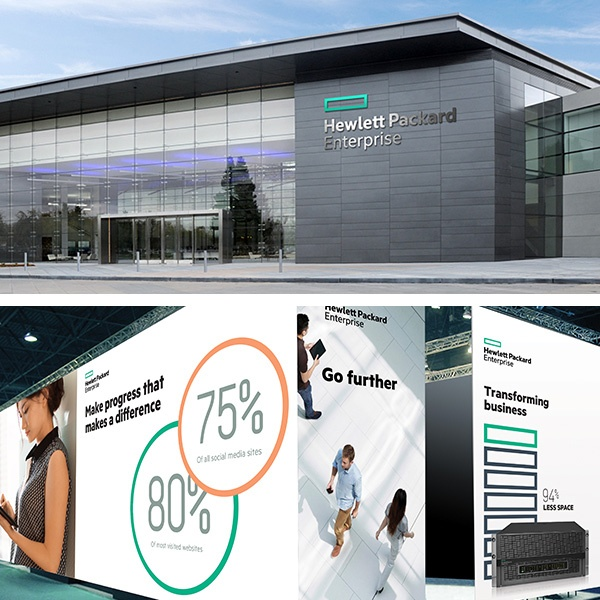 HPE, Hewlett Packard Enterprise